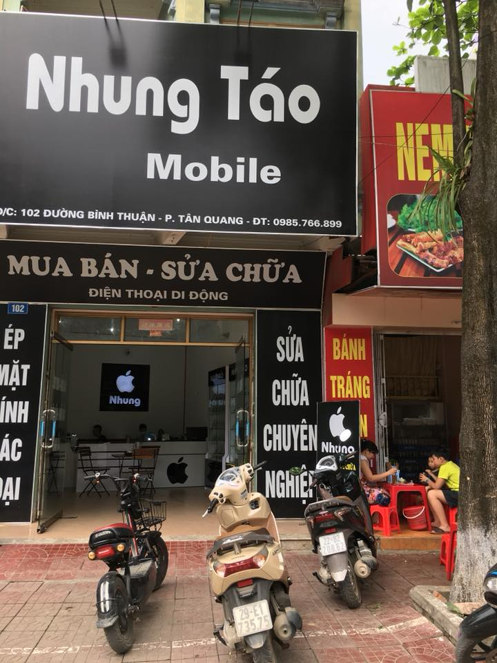 Nhung Táo Mobile