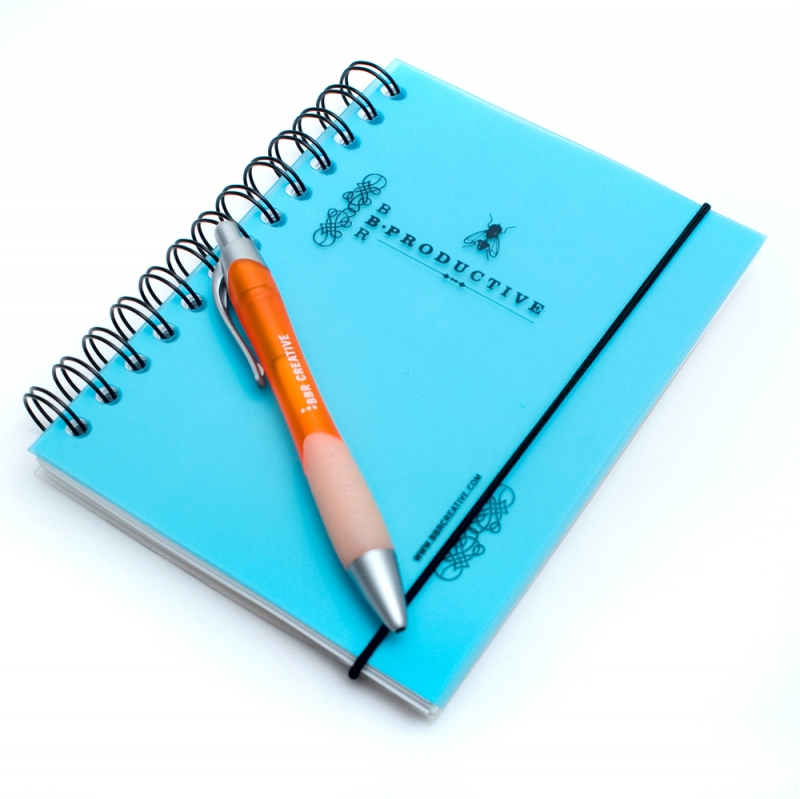 Bút và sổ tay