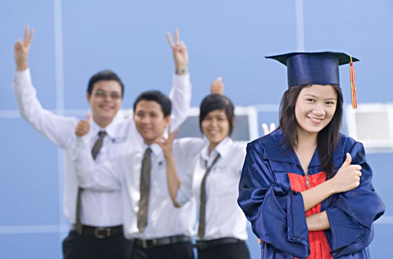 Sinh viên được cấp bằng khi đã tích lũy được đầy đủ số lượng tín chỉ do trường đại học quy định