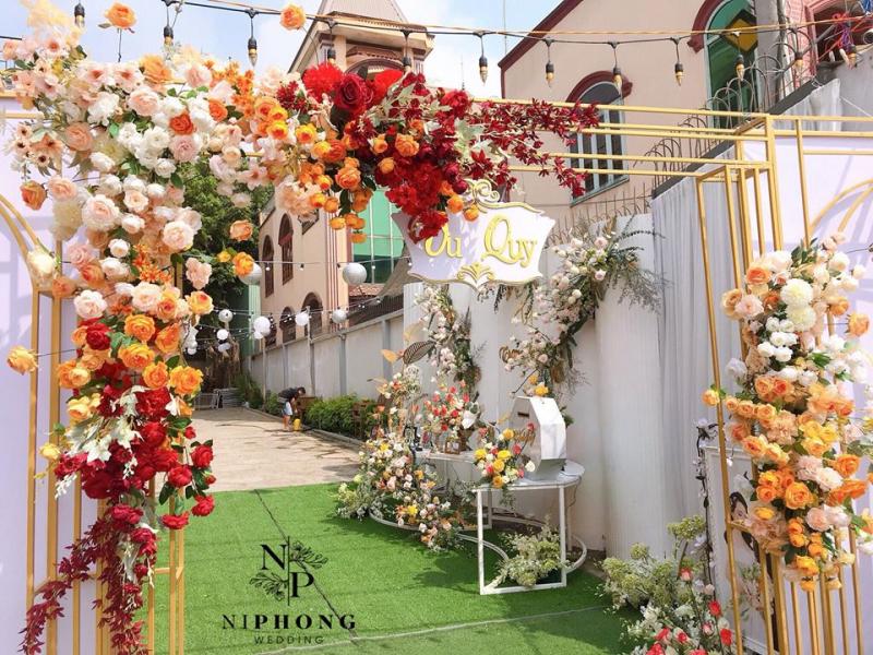 Ni Phong Wedding
