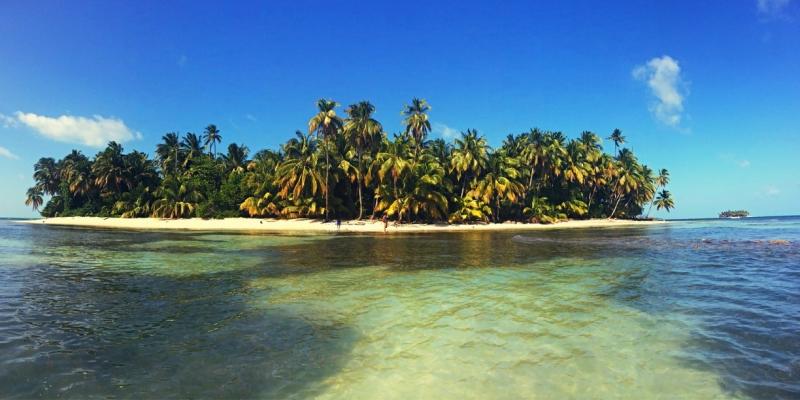 Hòn đảo nhiệt đới lãng mạn Pearl Keys