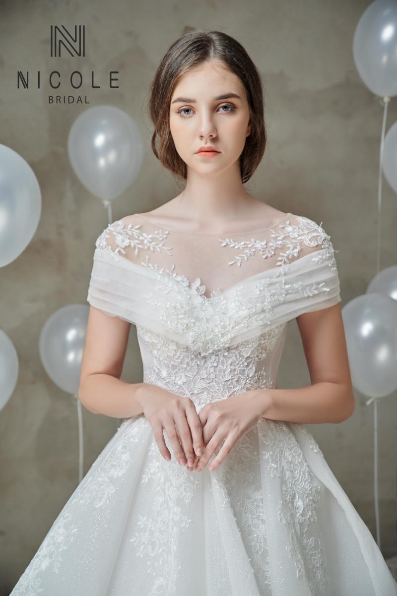 BST thiết kế cho mùa cưới 2019-2020