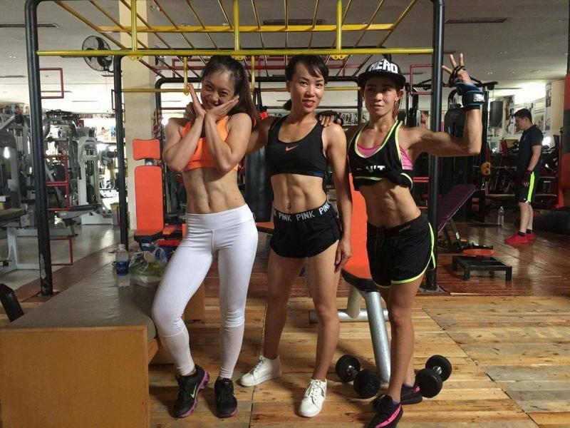 HLV Lê Na và những người bạn