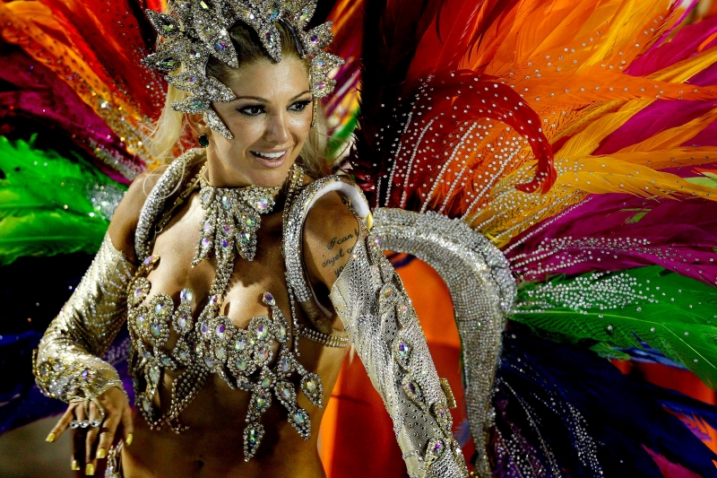 Niềm đam mê về các điệu nhảy và âm nhạc
