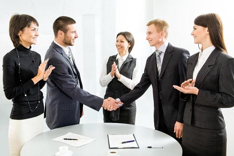 Niềm tin và sức mạnh mà bạn thể hiện tạo nên sự tin tưởng của khách hàng dành cho bạn
