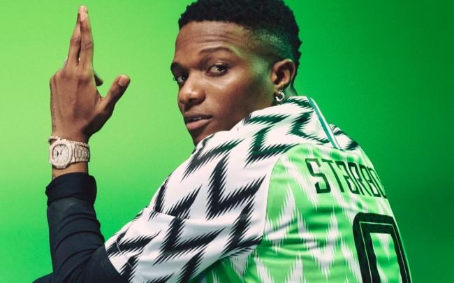 Áo của Đội tuyển Nigeria