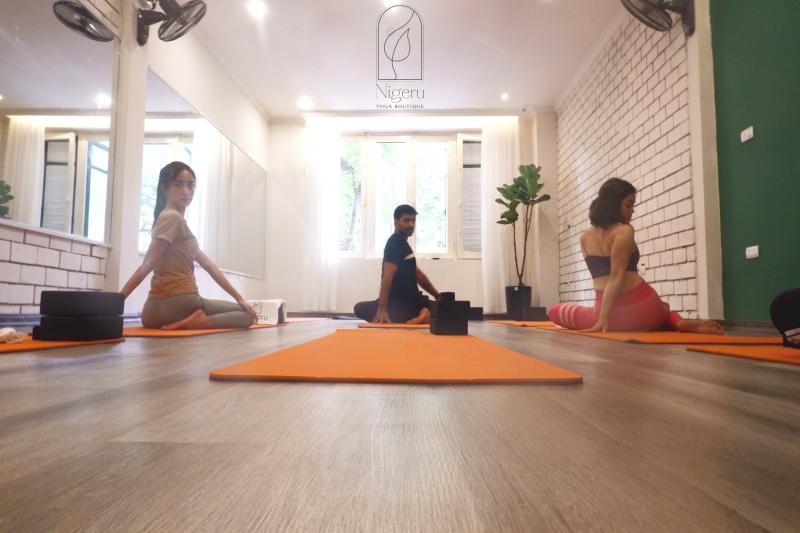 Nigeru Yoga Boutique