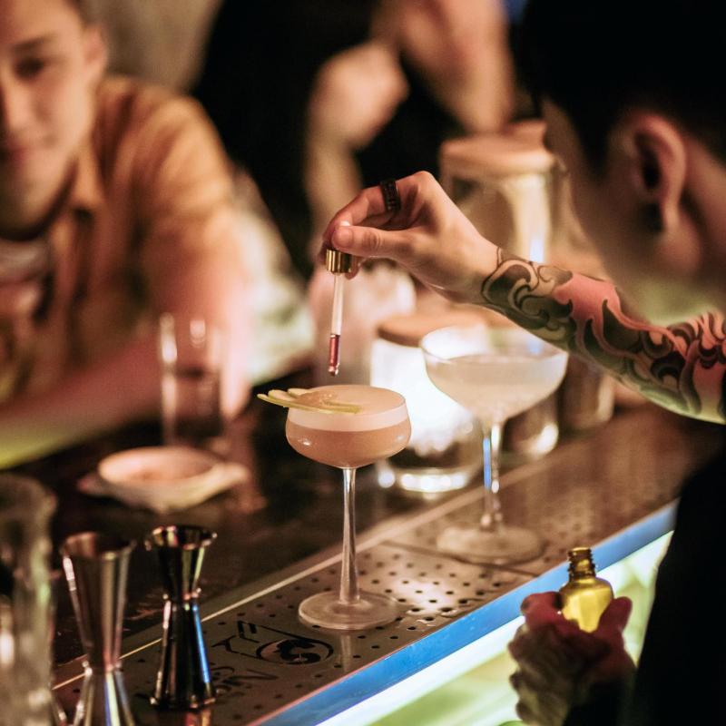 Nightshift cocktail & wine bar