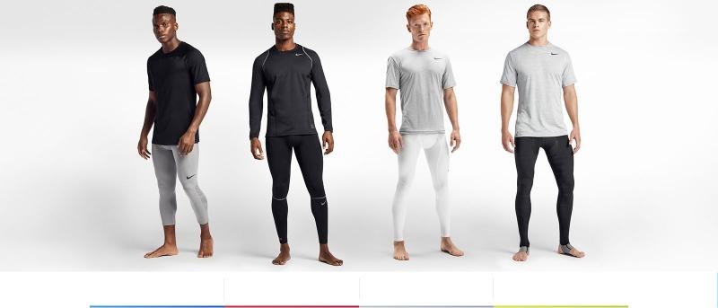 Thời trang nam của Nike