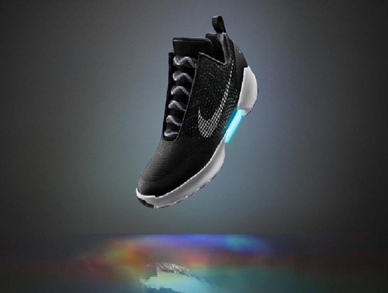 Nike's HyperAdapt 1.0