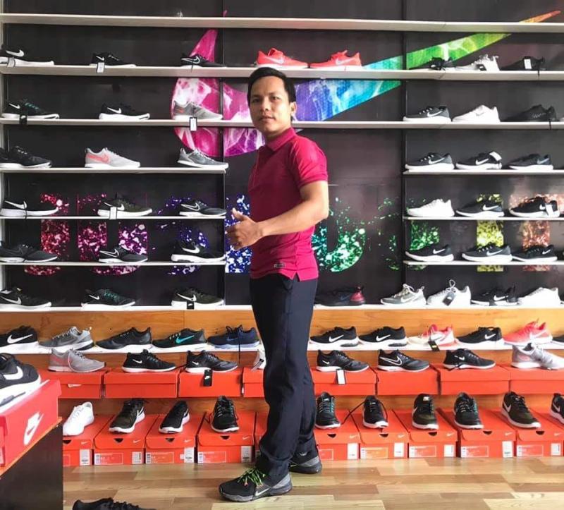 Cửa hàng Nike's Store Phú Yên