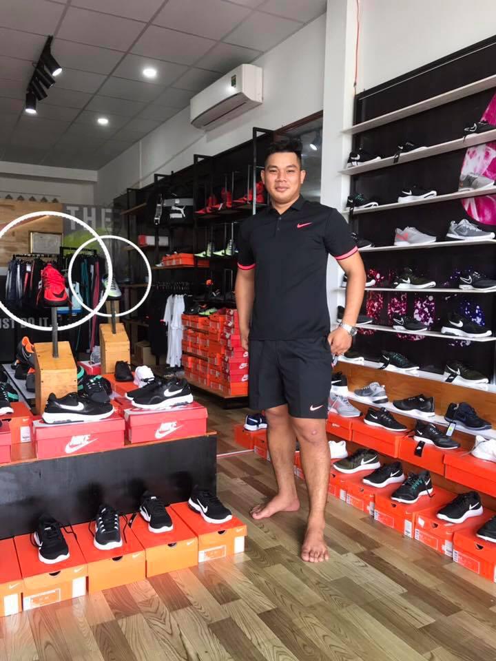 Các sản phẩm của Nike's Store Phú Yên