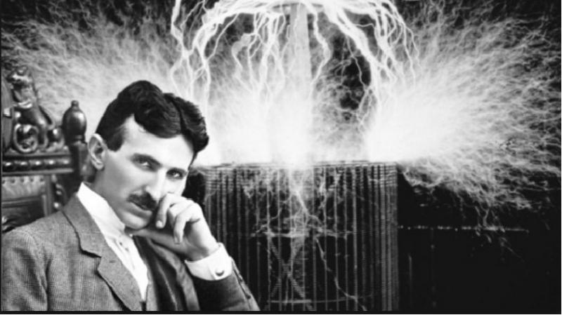 Hình ảnh Nikola Tesla