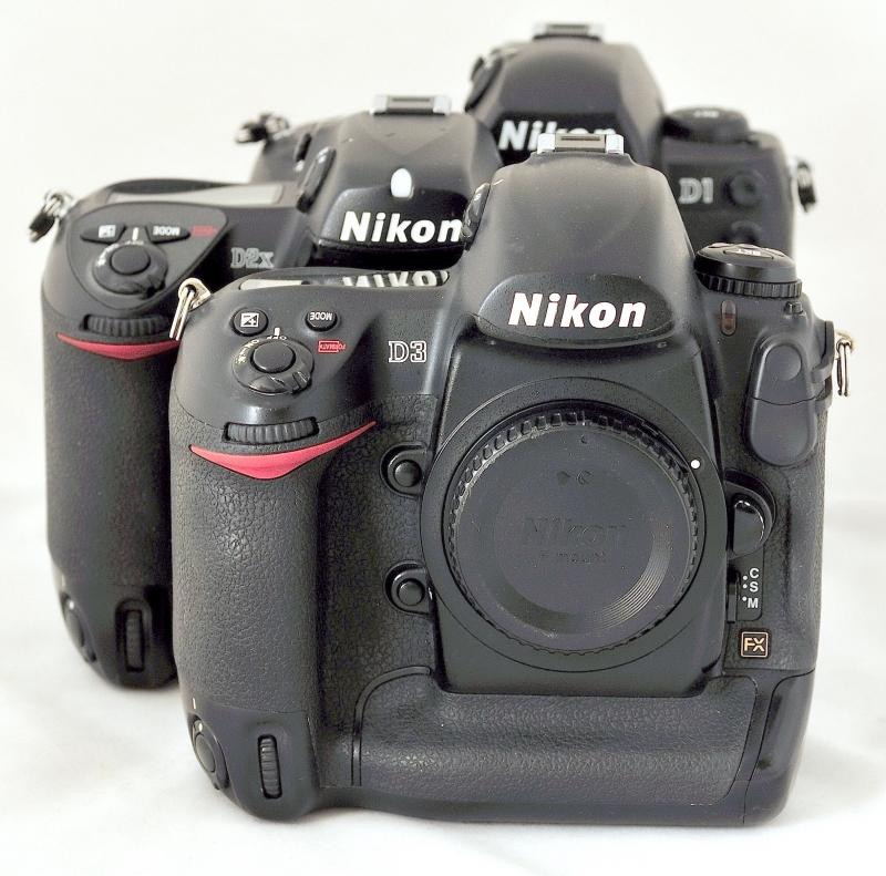 Nikon D3 - ông vua tốc độ
