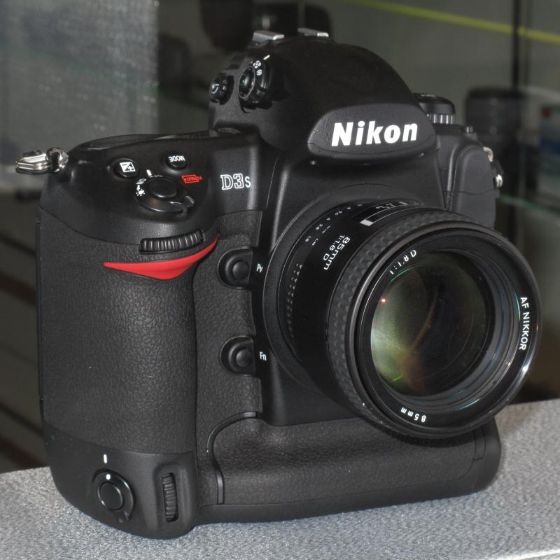 Nikon 3Dx - máy ảnh tốt nhất năm