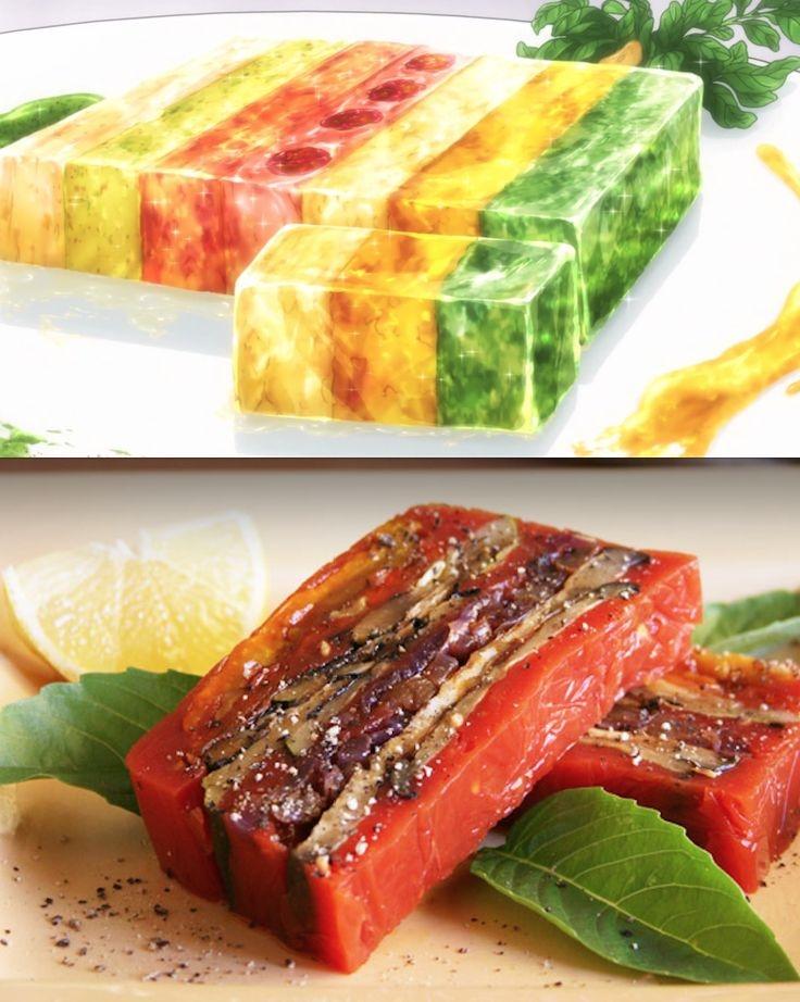 Nine Vegetable Terrine