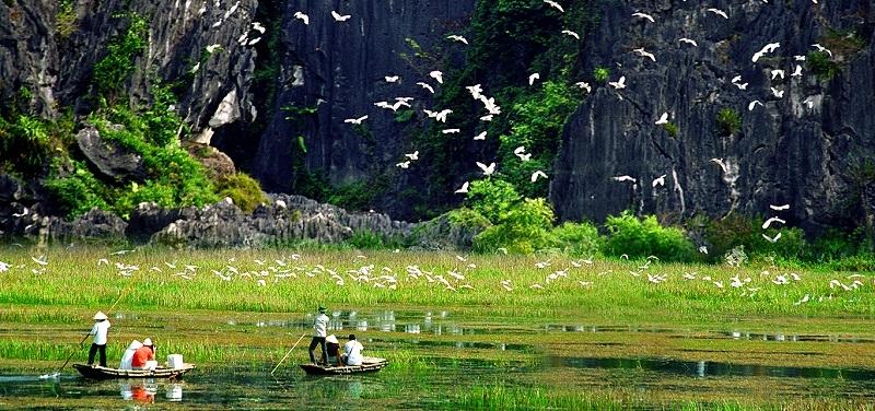 Khu bảo tồn thiên nhiên Vân long, Ninh Bình