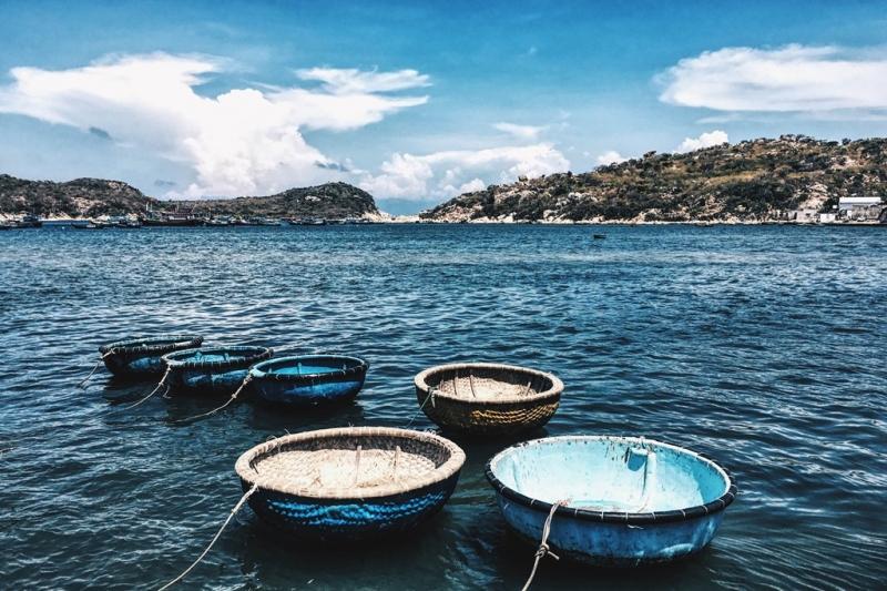 Nét hoang sơ của vịnh Vĩnh Hy