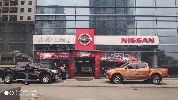 Nissan Lê Văn Lương