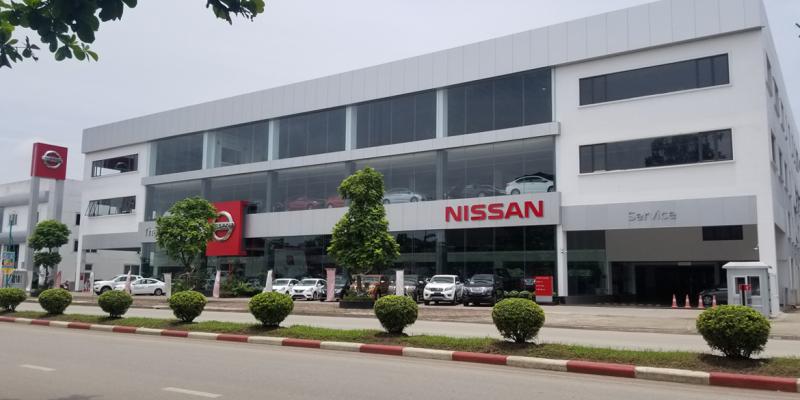 Nissan Vinh