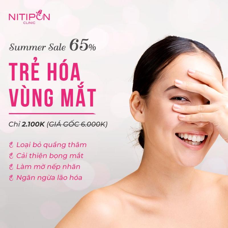 Nitipon Clinic Việt Nam