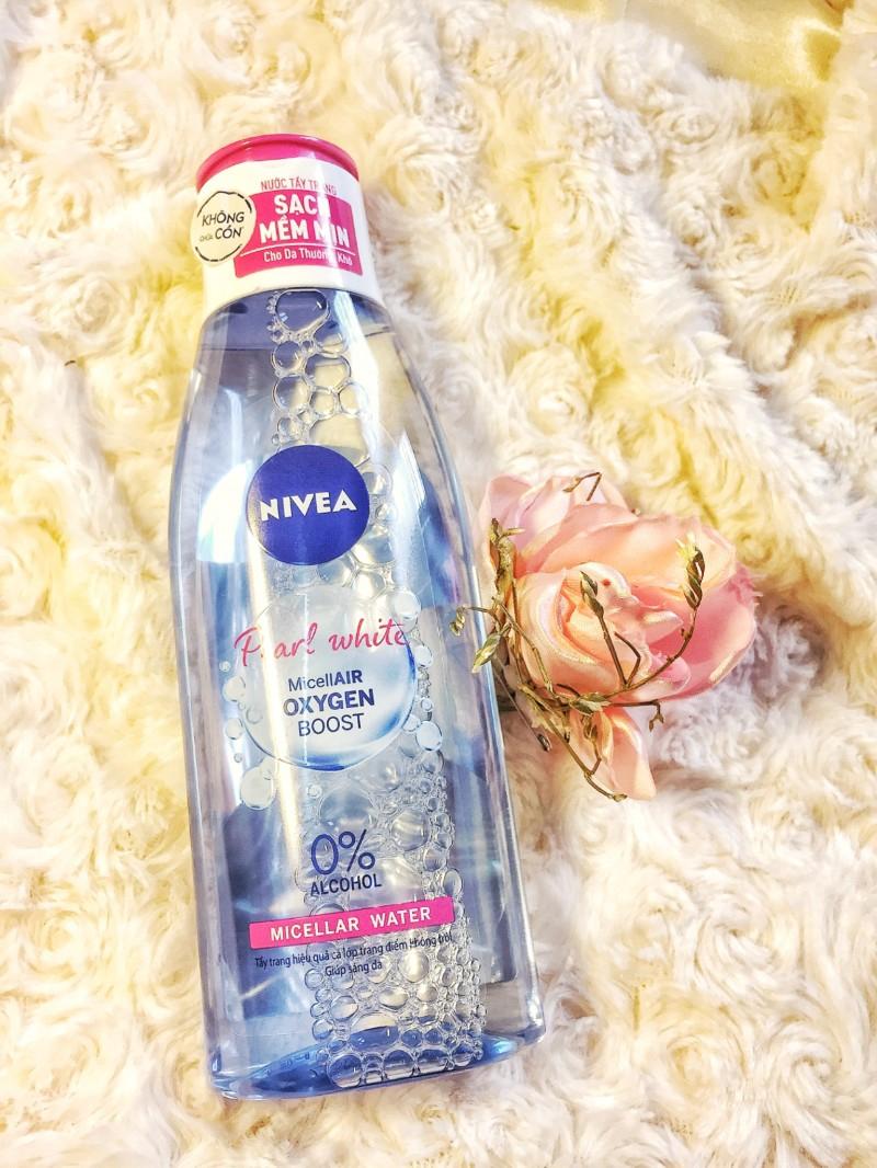 Nivea Pearl White Micellar Water