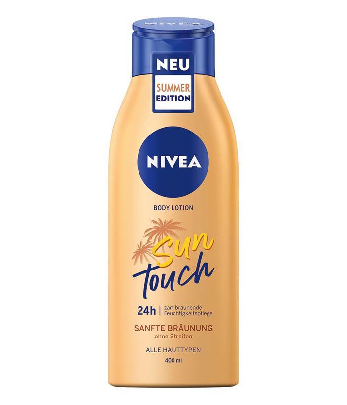 Nivea Sun Touch Body Lotion