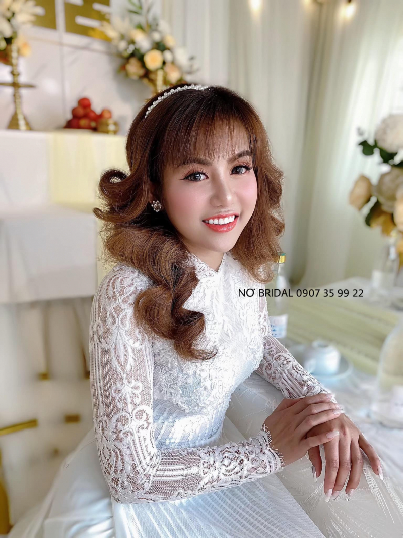 Nơ Studio - Make Up - Bridal