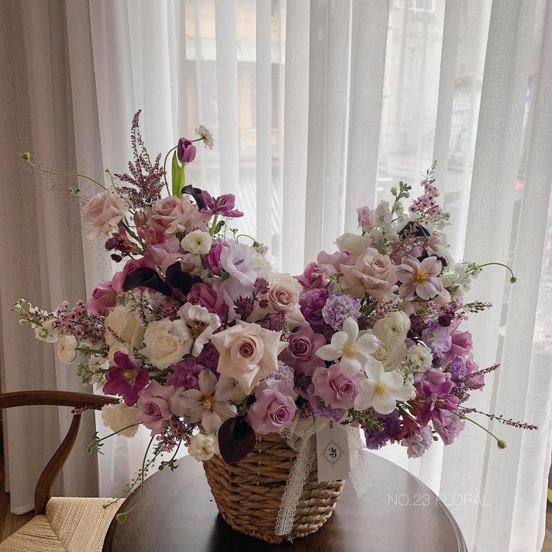 No.23 Floral