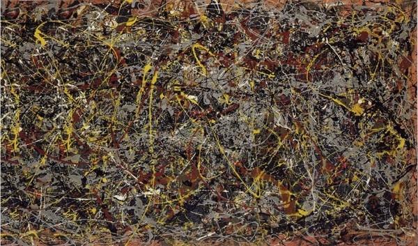 No.5, 1948 – Jackson Pollock