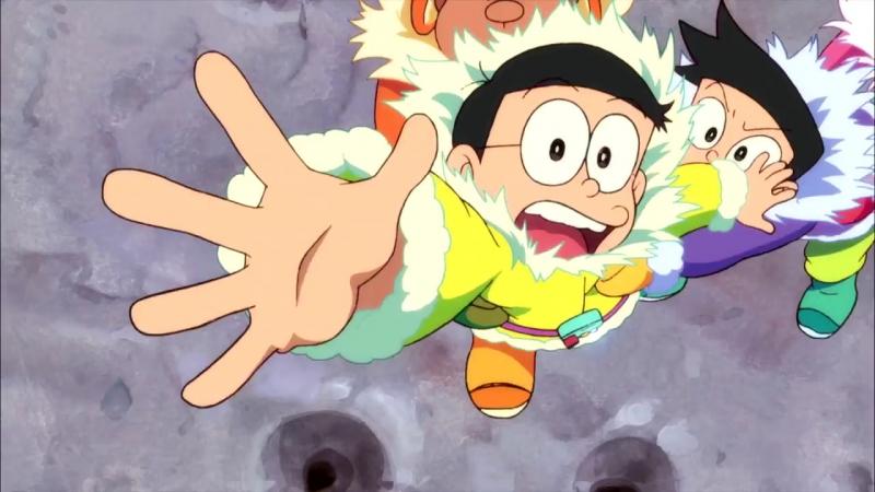 Nobita và chuyến thám hiểm Nam Cực.
