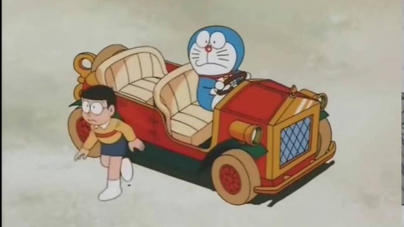 Nobita và mê cung thiếc.