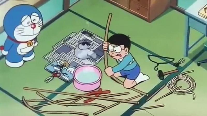 Nobita và những dũng sĩ có cánh.