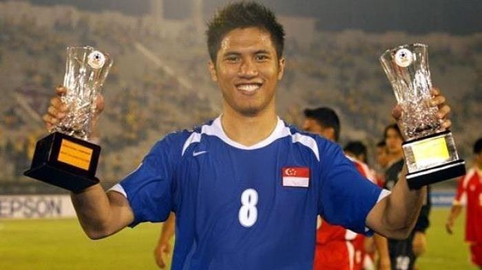 Alam Shah là chân sút số 1 trong những người ghi nhiều bàn thắng nhất AFF