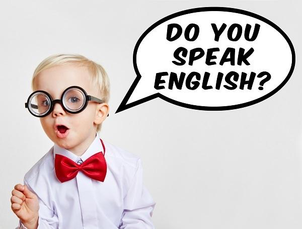 Hãy nói, nói và nói tiếng Anh