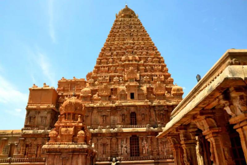 Nơi có ngôi đền đá granite đầu tiên trên thế giới