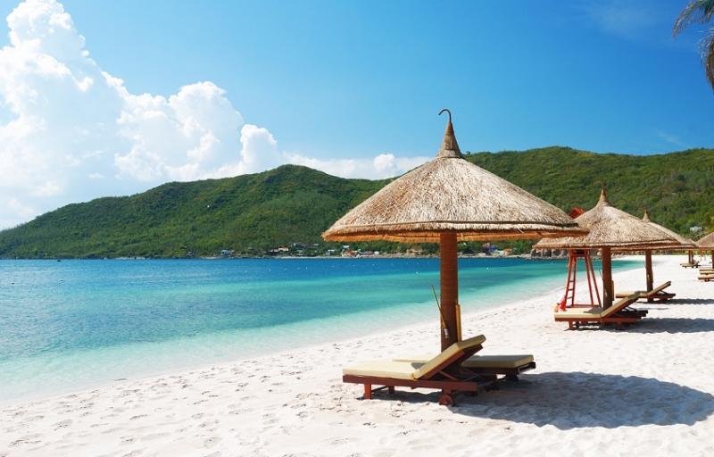 Nơi có những bãi biển xinh đẹp nổi tiếng thế giới