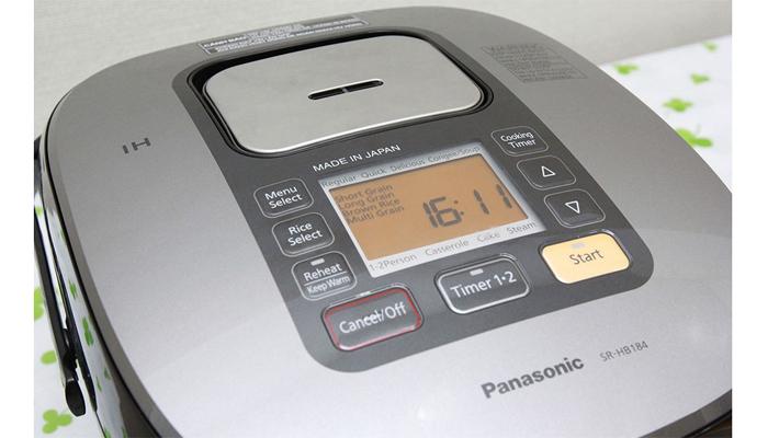 Nồi cơm điện cao tần Panasonic SR-HB184KRA: