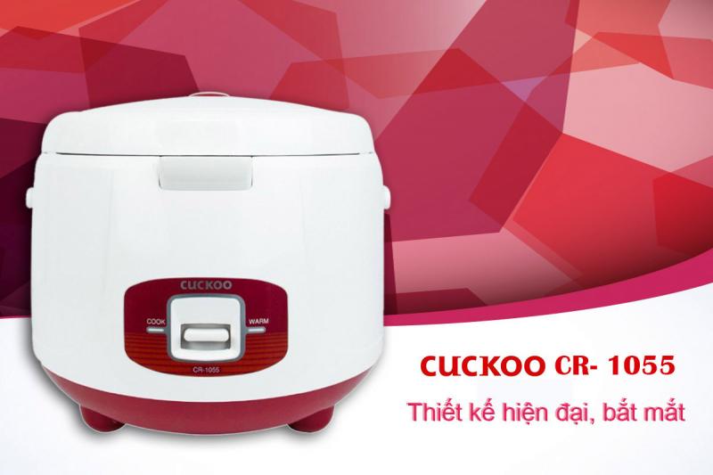 Nồi cơm điện Cuckoo CR-1055