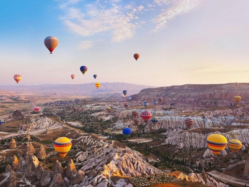 Cappadocia, Thổ Nhĩ Kỳ