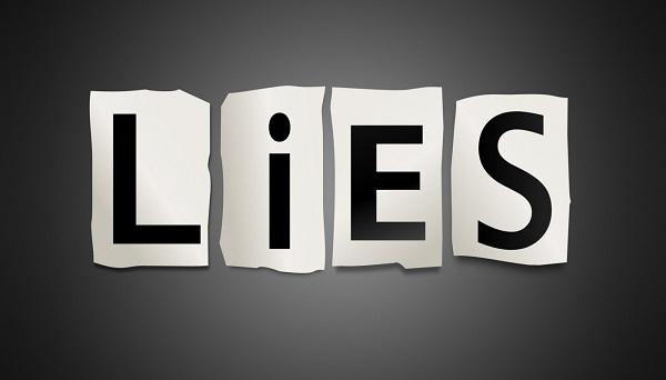 Nói dối, thất hứa