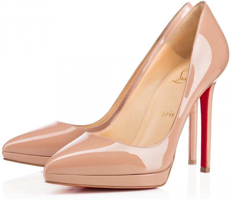 Nói không với giày cao gót