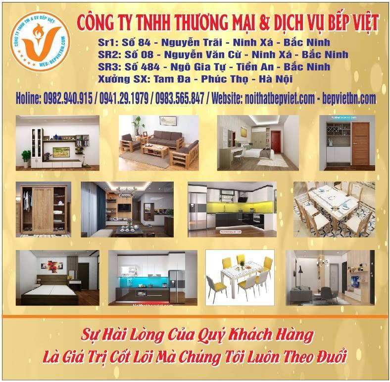 Nội thất Bếp Việt Bắc Ninh