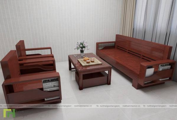 Nội thất gỗ Chàng Sơn