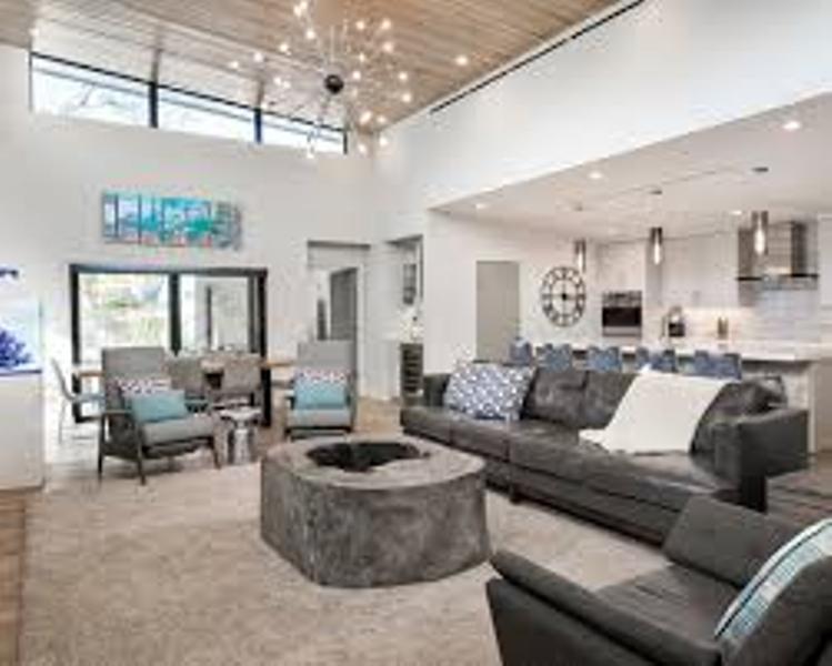 Không gian nội thất được thiết kế bởi Hà Vinh