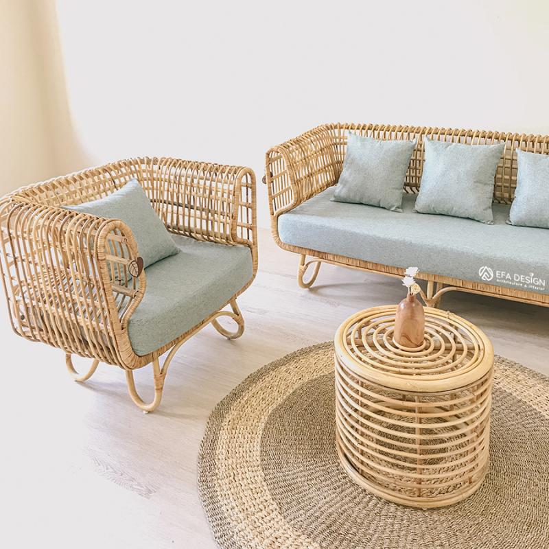 Ghế sofa tại Nội thất Hoàng Phú