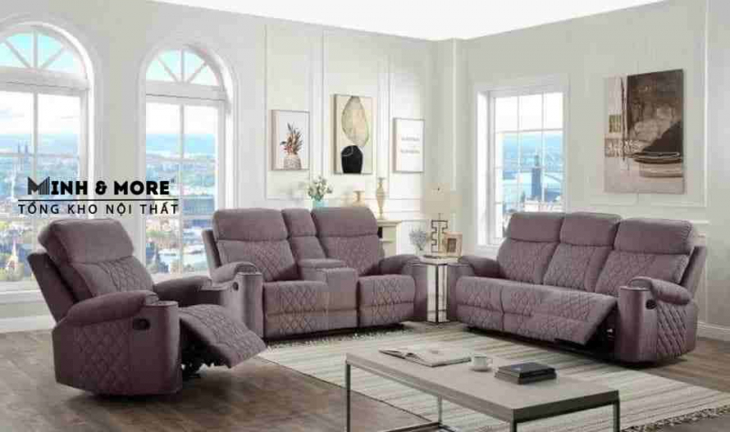 Ghế sofa tại Minh and More Cần Thơ
