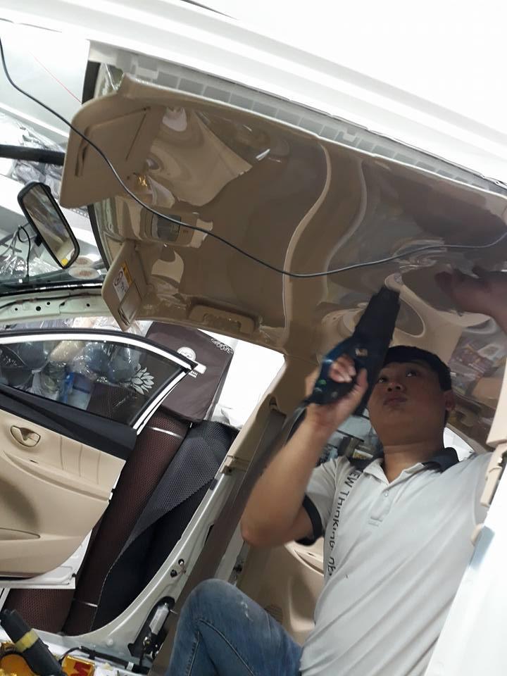 Nội thất ô tô Bình Huy Hoàng