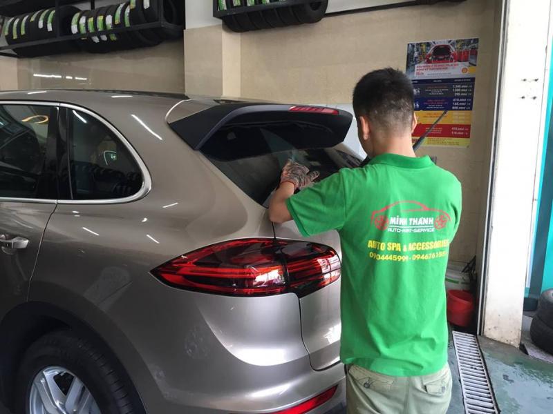 Nội thất ô tô Minh Thành 3