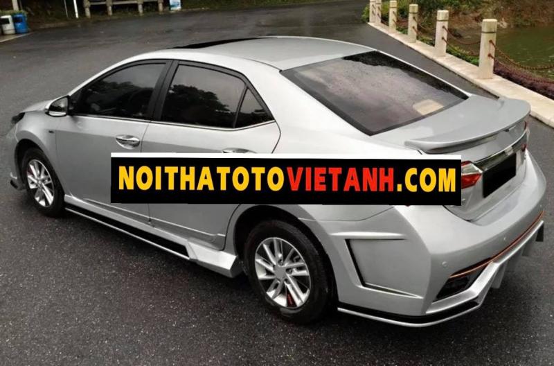 Nội thất ô tô Việt Anh